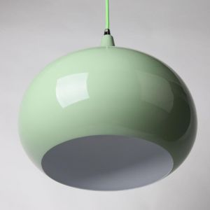 Kirke Pendant Light | Light Green