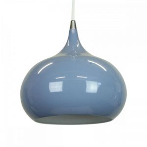 Kirke Pendant Light | Pigeon Blue