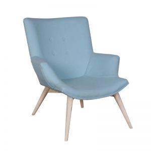 Kiruna Arm Chair | Blue