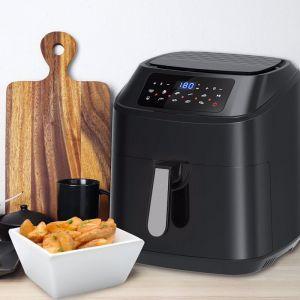Kitchen Couture 11.5 Litre Digital Air Fryer | Black