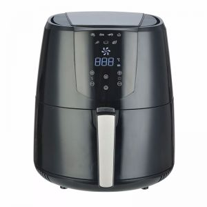 Kitchen Couture Digital 4.2L Air Fryer | Black