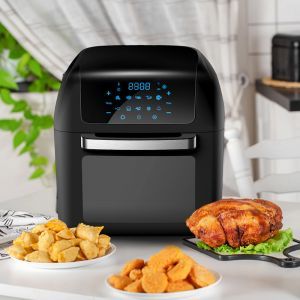 Kitchen Couture Healthy Options 13 Litre Multifunctional Air Fryer Oven