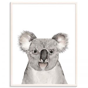 Koala | Bec Kilpatrick | Canvas or Prints by Artist Lane