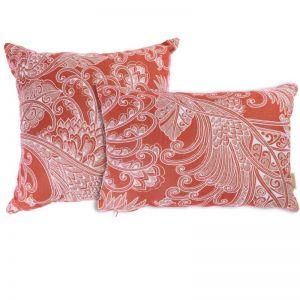 Koh Samui Rust | Sunbrella Fade and Water Resistant Outdoor Cushion