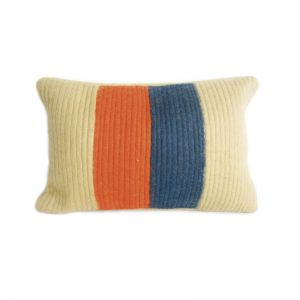 Koshi Cushion | Rectangle Tangelo
