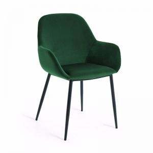 Kylie Dining Chair | Emerald Velvet | CLU Living