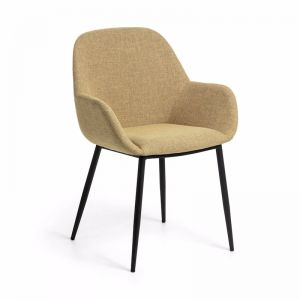 Kylie Dining Chair | Mustard Yellow | CLU Living