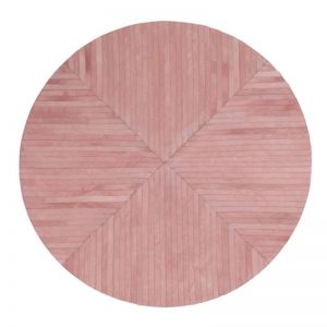 La Quinta Rug Circulo by Art Hide | Pink