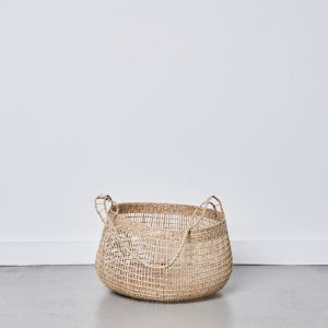 Lally Woven Basket | Large
