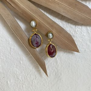 Lana Double Drop Earrings
