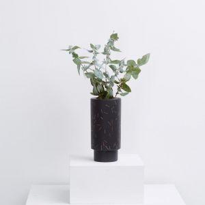 Large Match Stick Vase | Midnight | by Capra Designs