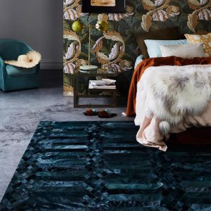 Largo Rug | Teal | by Art Hide