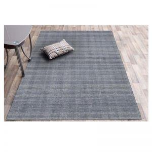 Laurel Grey Blue | Hand Tufted Wool Rug