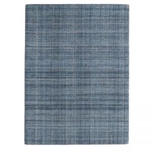 Laurel Turquoise Blue | Hand Tufted Wool Rug