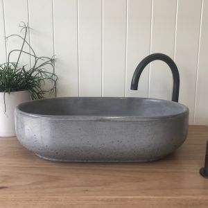 Lauren Pill Basin by DLH Designs | Steel