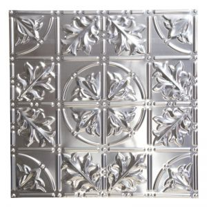 Leaf Design Pressed Metal | Raw |Schots