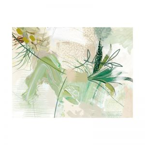 Leafy Greens | Canvas Print