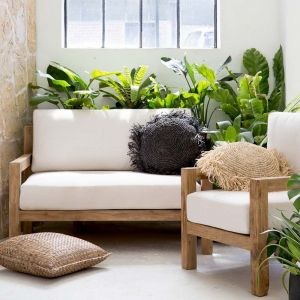 Lehana Outdoor Double Lounge l Pre Order