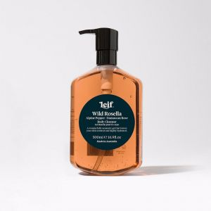 Leif Wild Rosella Body Cleanser 500ml | by Aura Home