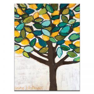 Lemon Tree | Anna Blatman | Prints or Canvas by Artist Lane