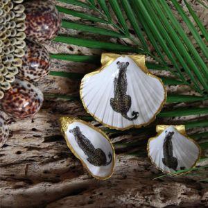 Leopard   Oyster   by Seashells & Co.