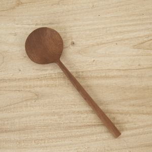 Leos Teak Serving Spoon
