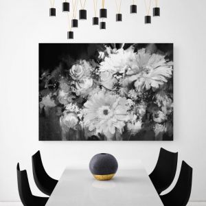 Les Fleurs | Canvas Wall Art by Beach Lane