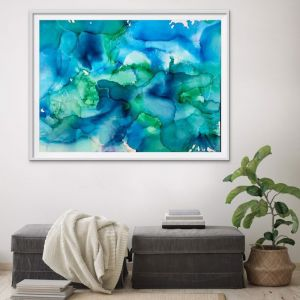 Let The Sea Set You Free by Libby Dyer | Original Artwork | Art Lovers Australia