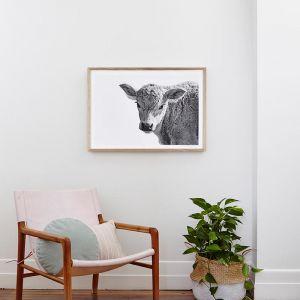 Levi | Black And White Photographic Art Print | Unframed
