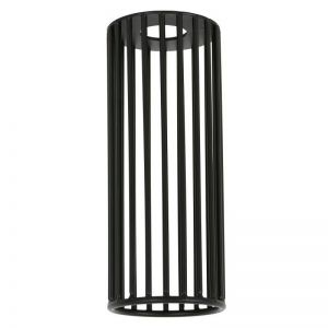 Lexicon Tall Cage Shade in Black | Beacon Lighting