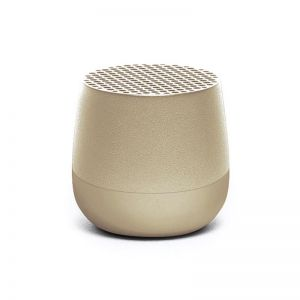 Lexon Mini Bluetooth Speaker | Gold | CLU Living