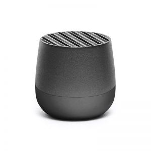 Lexon Mini Bluetooth Speaker | Gunmetal | CLU Living