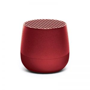 Lexon Mini Bluetooth Speaker | Red | CLU Living