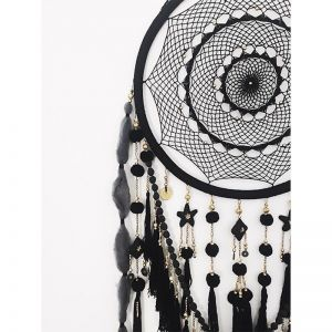 Licorice | Oversized Dream Catcher
