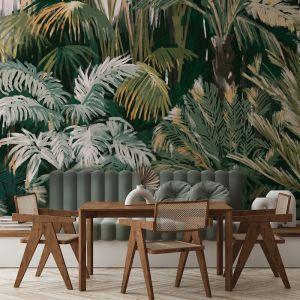 Life's a Jungle | Wallpaper Mural