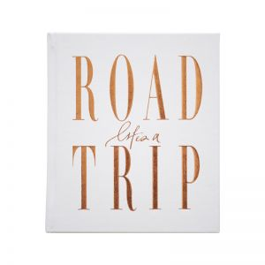 Life's a Roadtrip | Luxe Edition | Writing Journal
