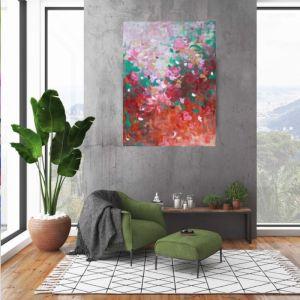 Life's Little Delicate Beauties by Belinda Nadwie | Original Artwork | Art Lovers Australia