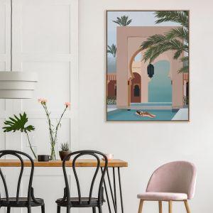 Lilo Lola | Canvas Print
