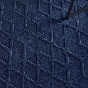 Lima Wool Rug | Royal Navy
