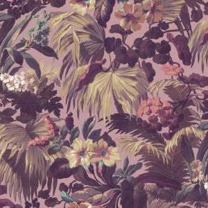 Limerence Botanical Wallpaper | Quartz Pink
