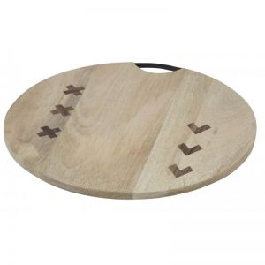 Limerick Wood Serving Board | Round
