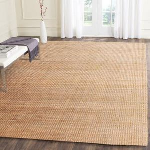 Limited Nature Jute Floor Rugs | Various Colours