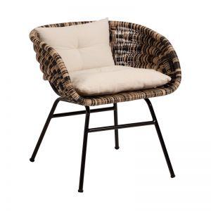 Lin Rattan Dining Chair