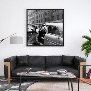 Linda Llama | Framed Art Print
