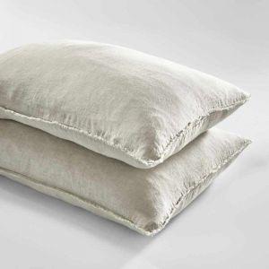 Linen Pillowcases   Natural