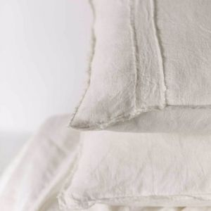 Linen Pillowcases | White