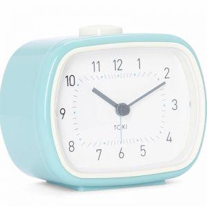 Lisbet | Silent Alarm Clock | Various Colours | By Toki