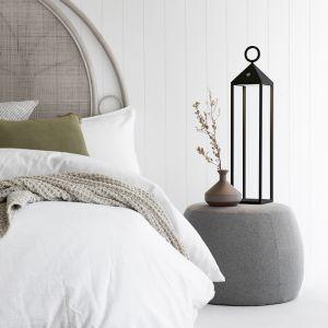 LITHIUM 2 Floor Standing Lamp | Black