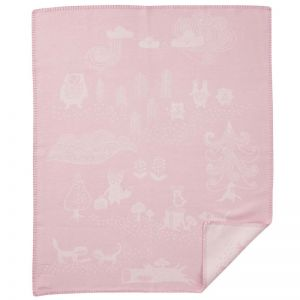 Little Bear Blanket | Pink