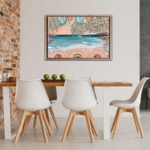 Little Cove | Canvas Print by Aurora Art